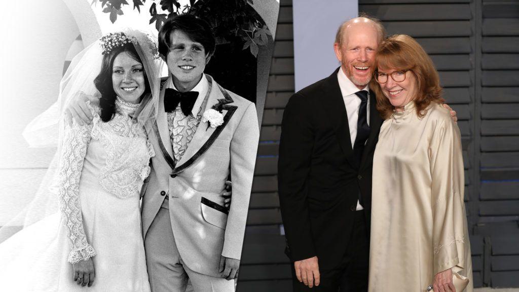 Ron Howard és felesége Cheryl Alley