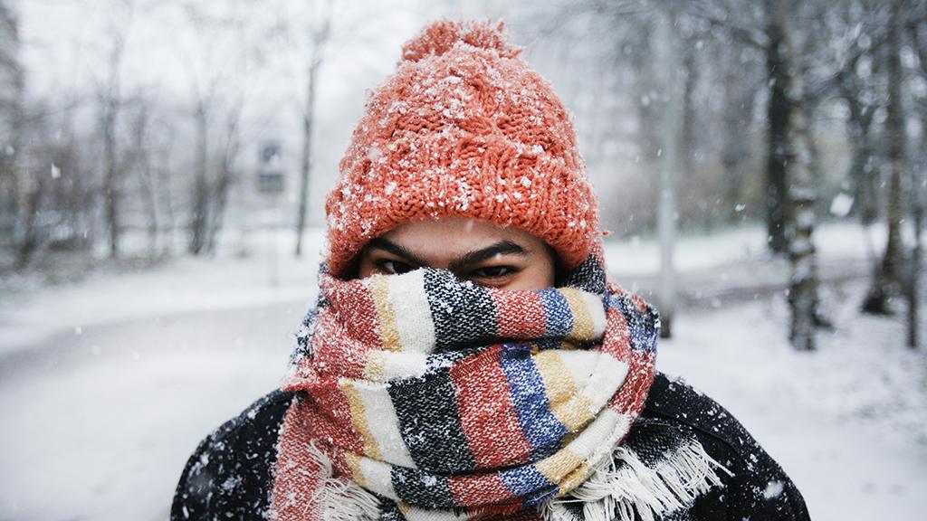 Romániában leesett az első hó