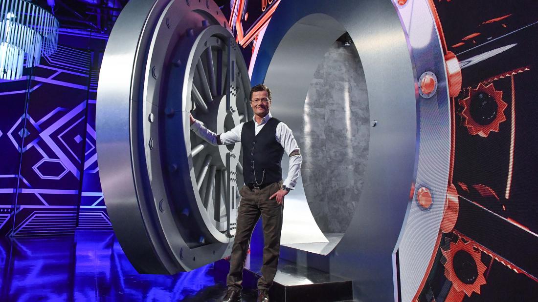 Stohl András a Bank c. műsorban