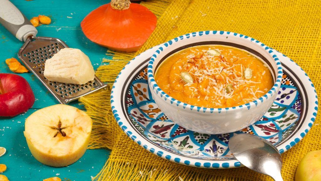 Készíts háromféle leves sütőtökből!