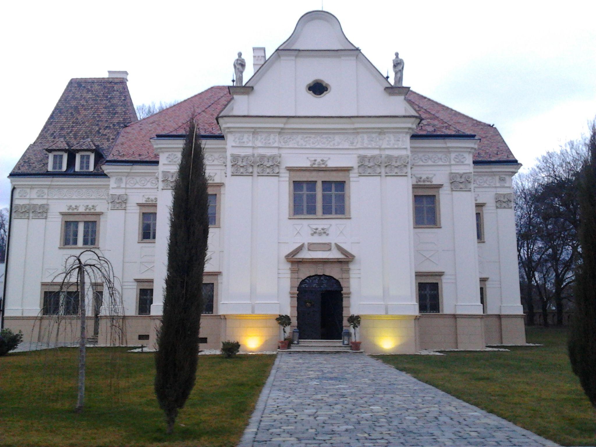 Felsőbüki Nagy (Szapáry-) kastély