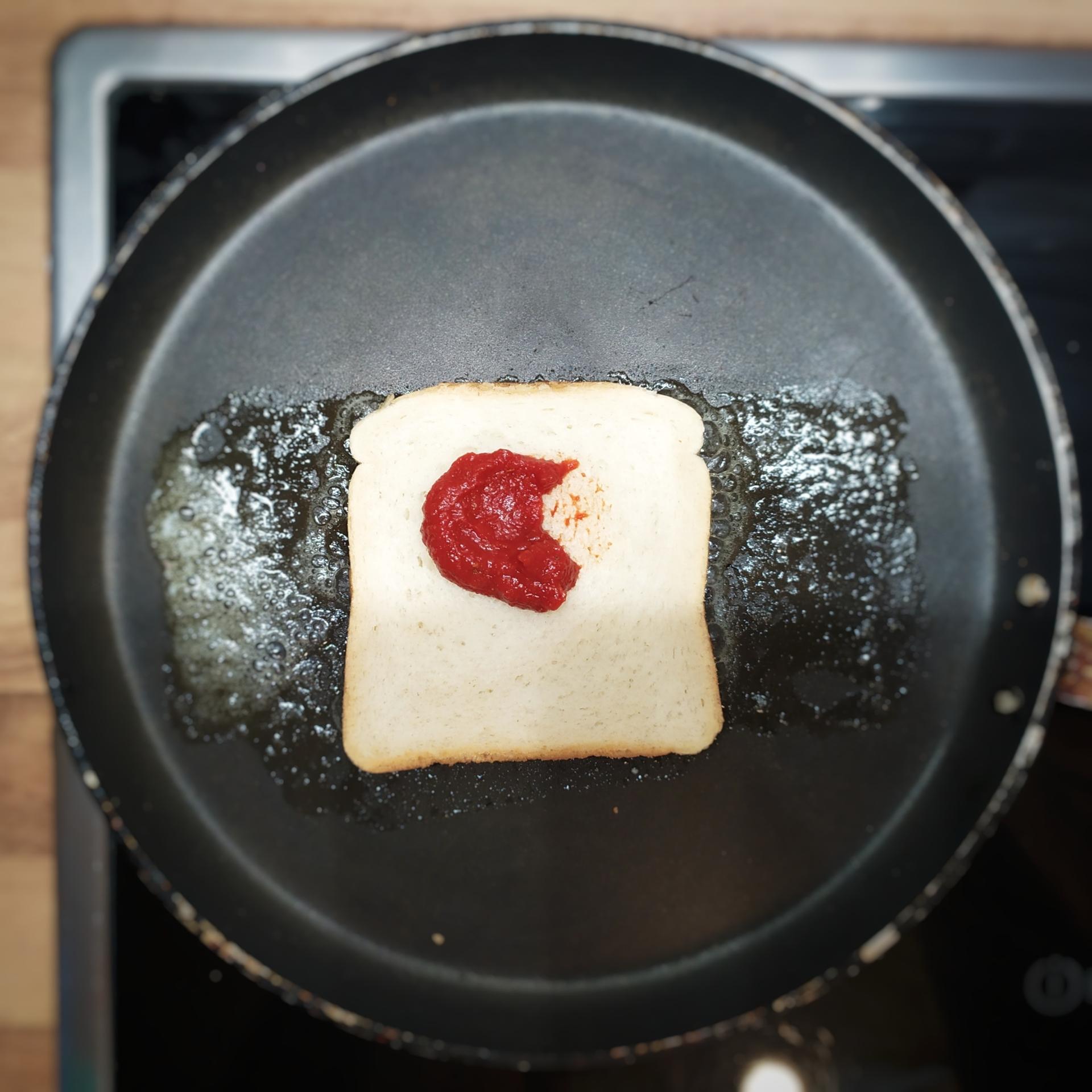Így készül a Pinterest kedvenc szendvicse