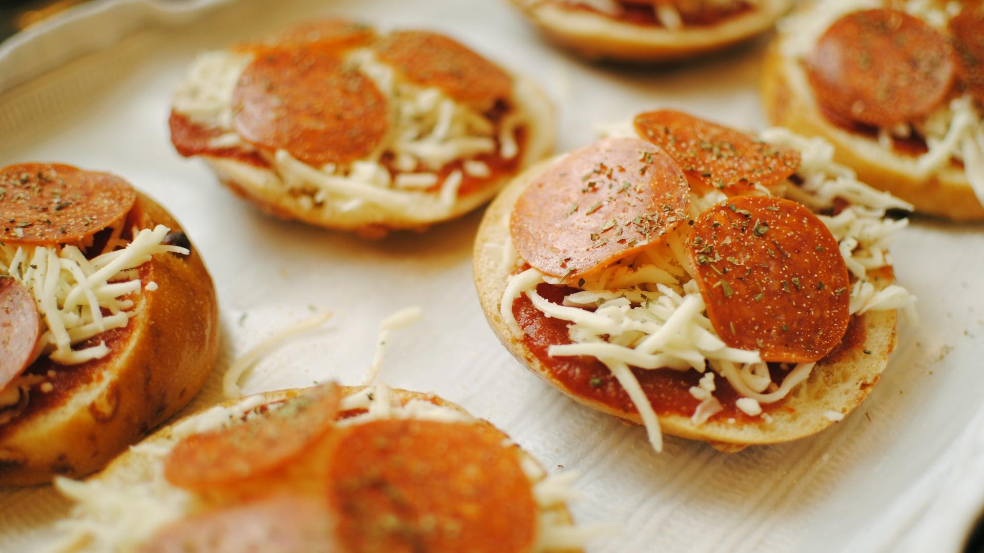 Készíts pizzaszendvicset