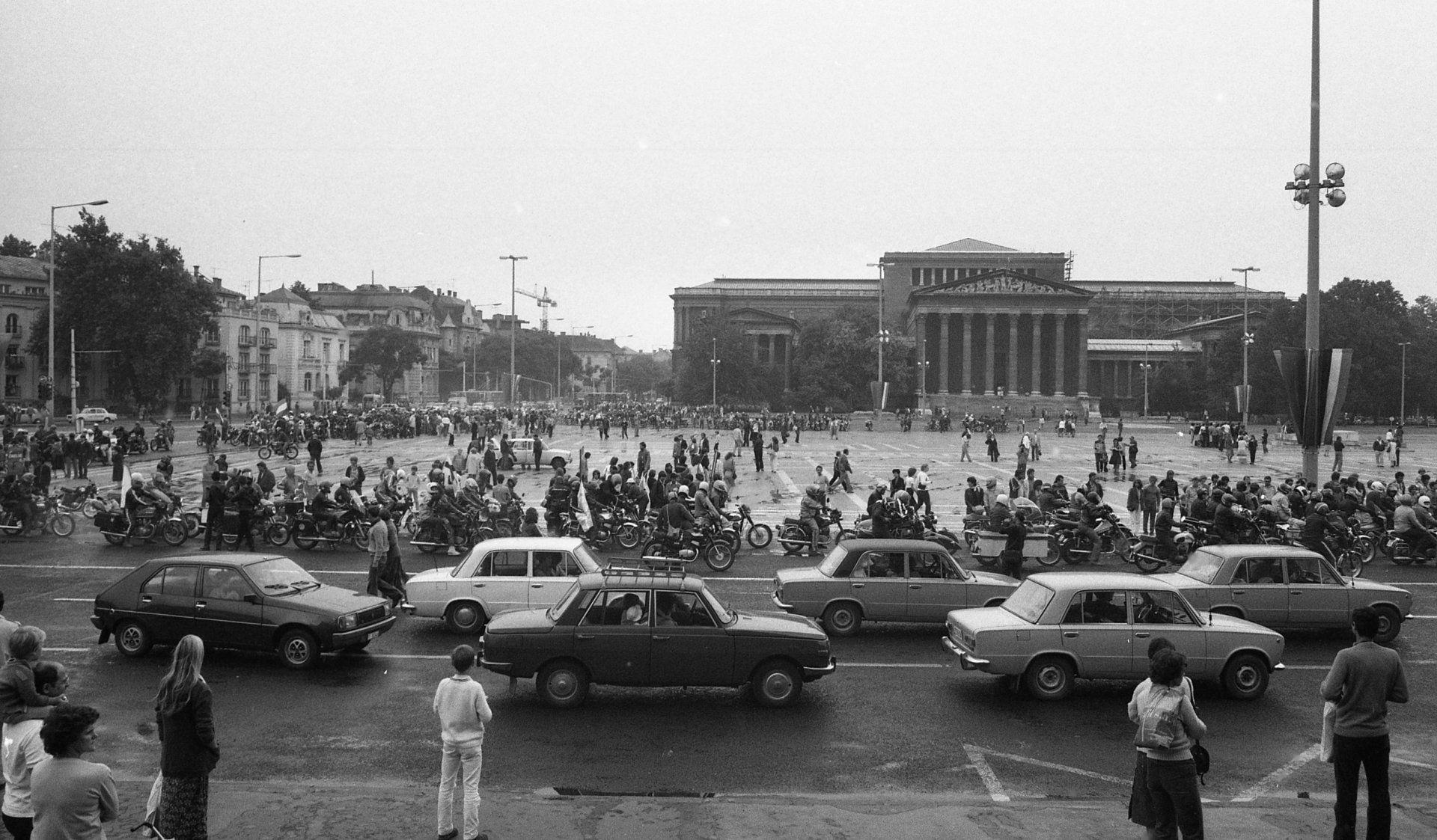 A Szépművészeti Múzeum 1982-ben