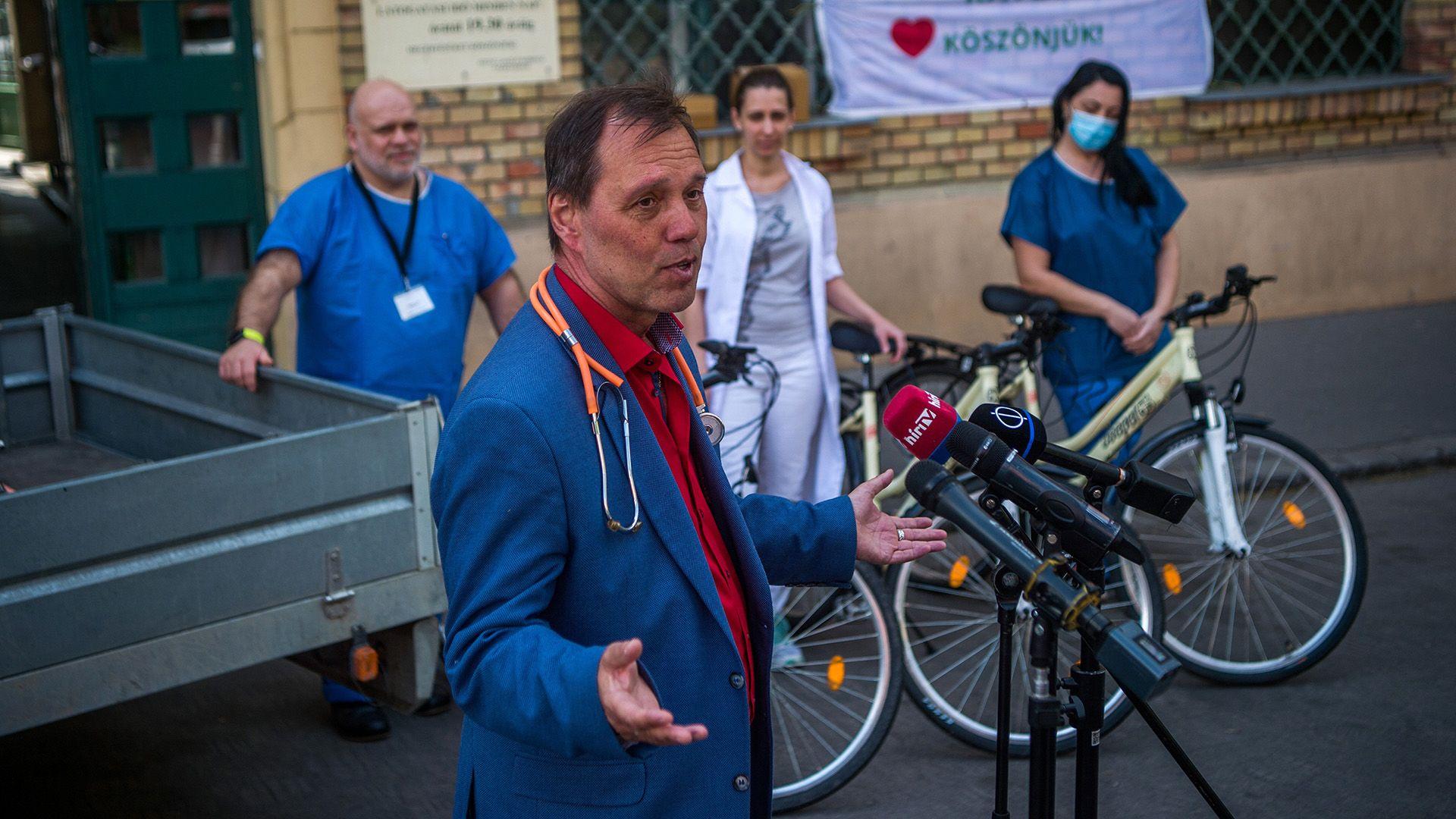 Szlávik János szerint járványügyi intézkedésekre van szükség