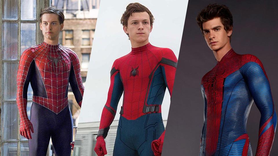 Pókember bőrébe két évtized leforgása alatt három színész bújt