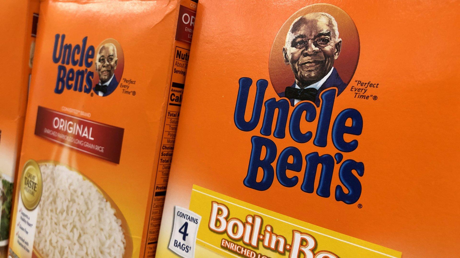 Uncle Bens rizs