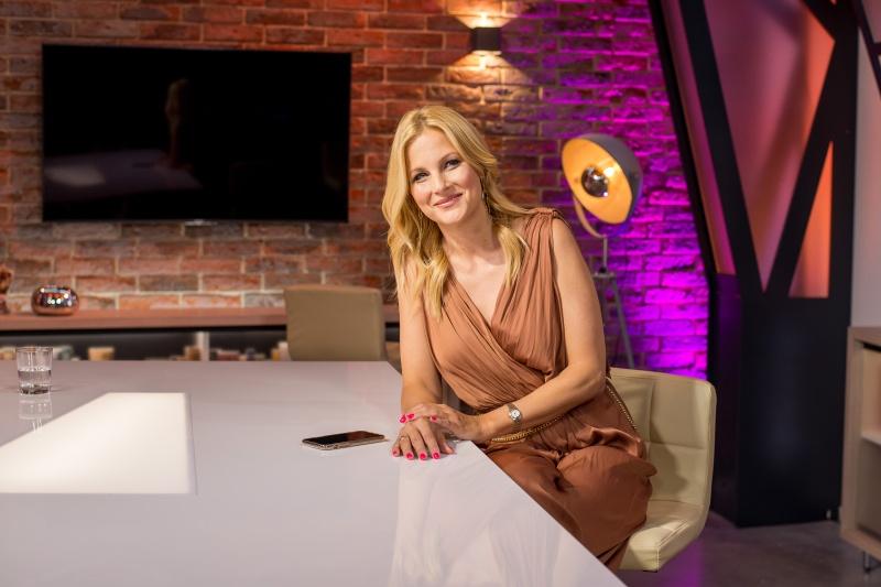 Andrea Varconi podría haber sido la presentadora de Breaking
