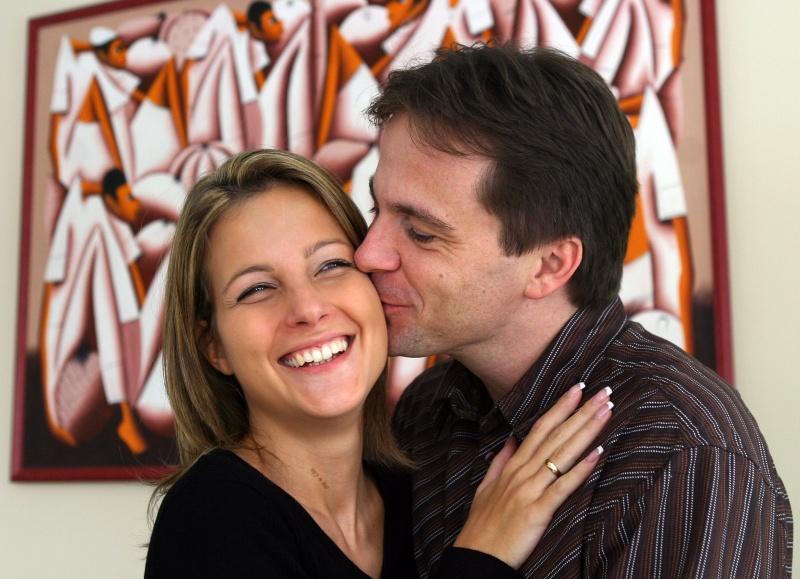 Várkonyi Andrea első férje, Szilvay Attila