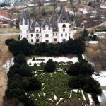 Tiszadobi Andrássy-kastély 1990
