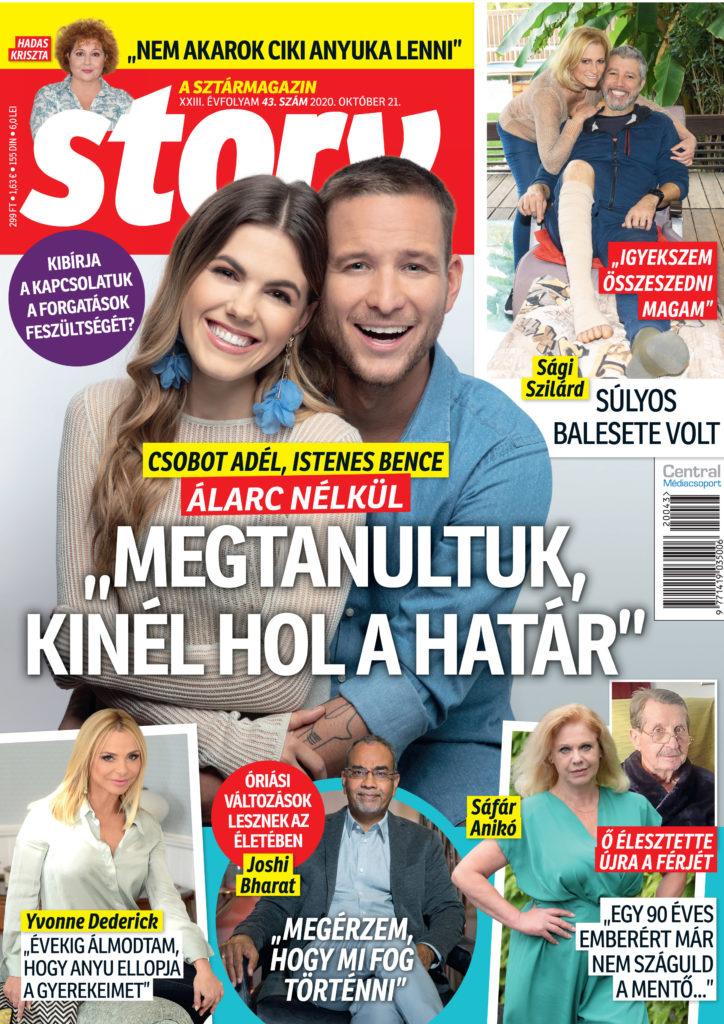 Story címlap