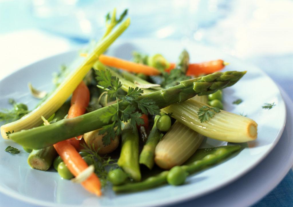 Ne forró olajban süssük ki a zöldséget