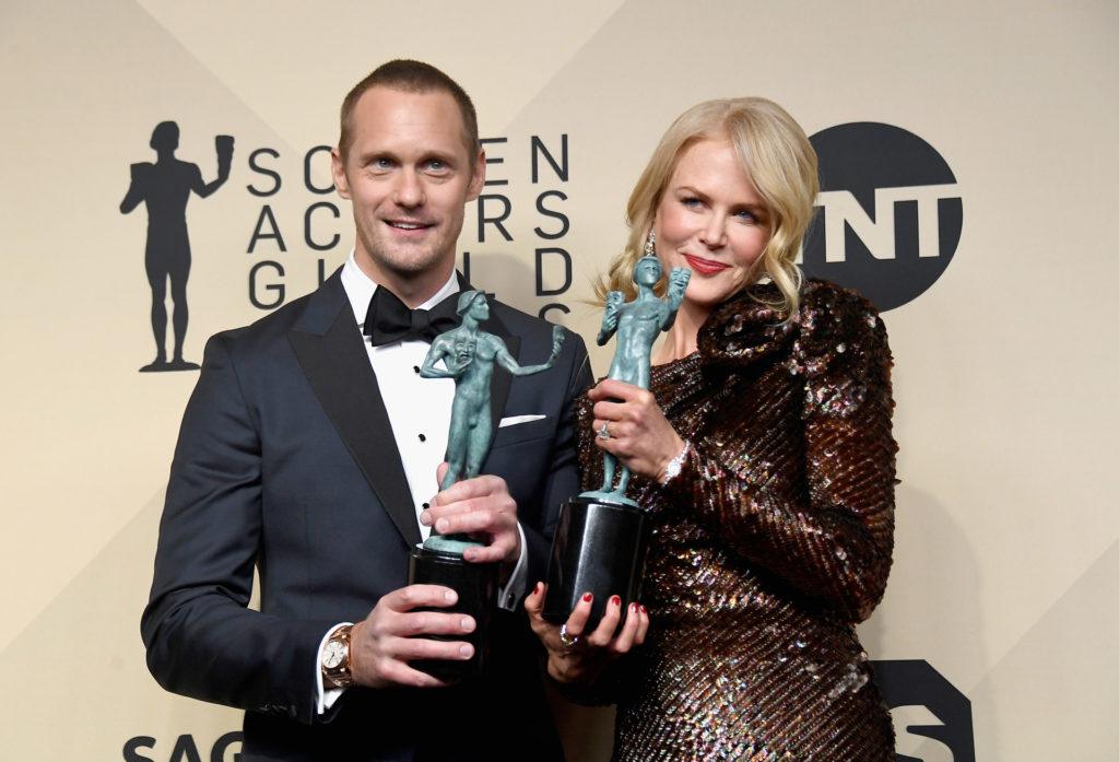 Nicole Kidman imádja Alexander Skarsgardot a Hatalmas kis hazugságok óta