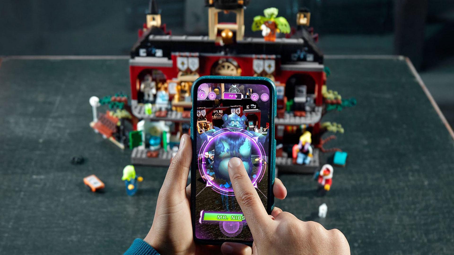 Hidden Side: A LEGO kiterjesztett valósága