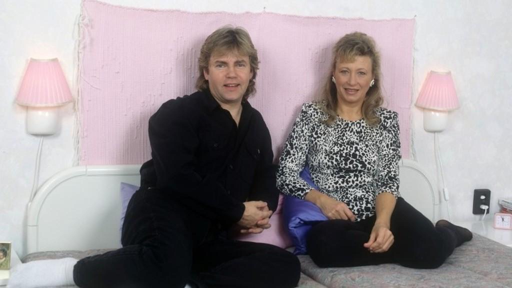 Pap Rita és Bodnár Attila igazi sztároknak számítottak az ezredfordulón