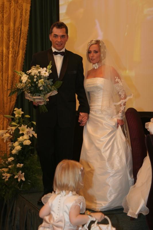 Marsi Anikó és Palik László esküvője