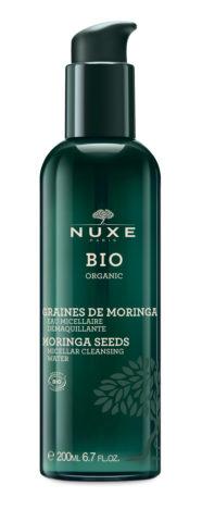 Nuxe Bio Organic Moringa Seeds Micellás Tisztító Víz
