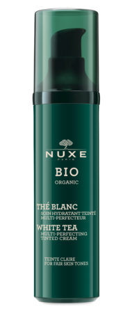 Nuxe Bio Organic White Tea Multi-tökéletesítő Színezett Krém