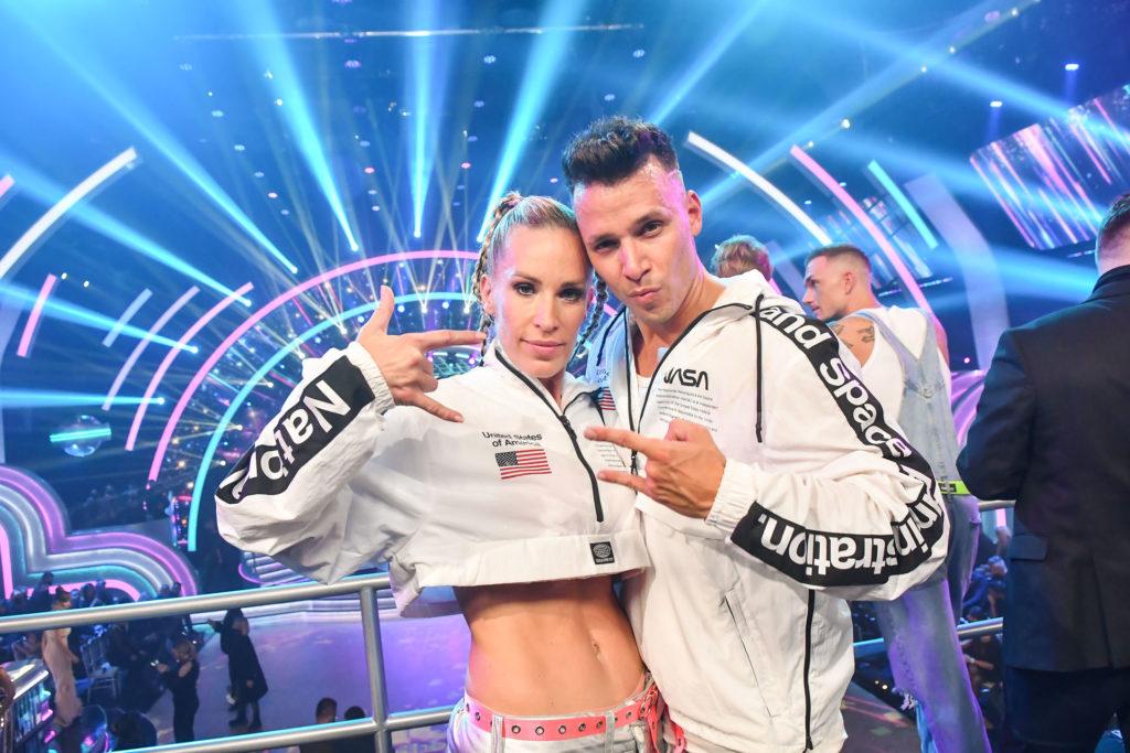 Pásztor Anna társa a Dancing with the Stars táncparkettjén Köcse György