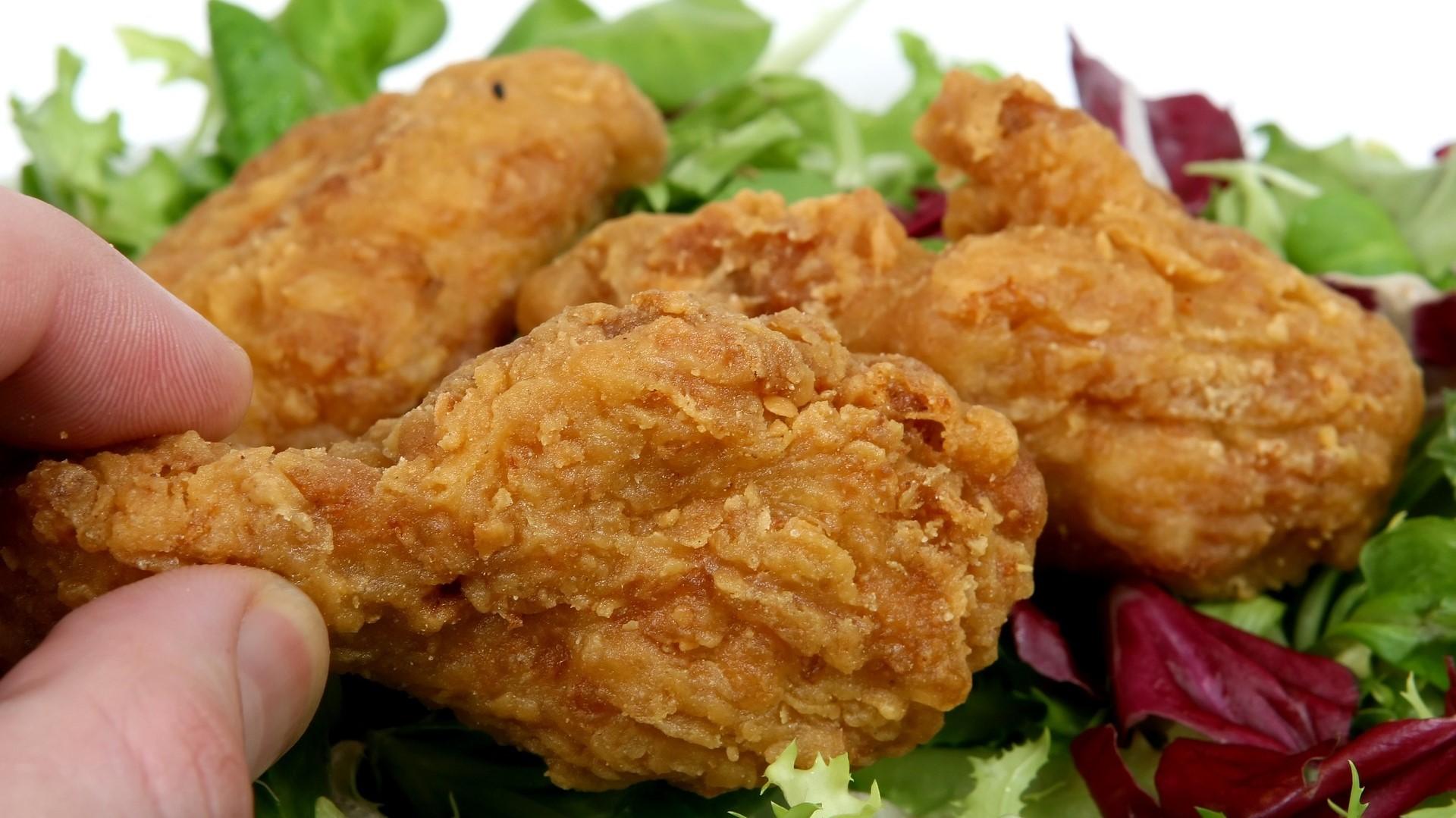 Rántott csirke