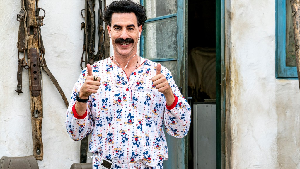 A szenzációs Borat 2 új szintre emeli azt, ami egy vígjátéktól elvárható