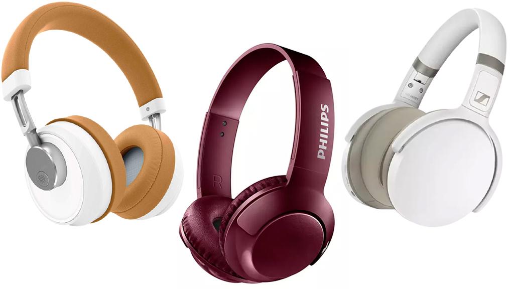 Vezeték nélküli fejhallgatók: 1. Energy BT Smart 6 Voice Assistant C Bluetooth fejhallgató , 2. Philips SHB3075RD Bluetooth fejhallgató , 3. SENNHEISER HD 450 BT vezeték nélküli bluetooth fejhallgató