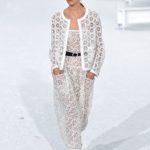 csipkés ruha Chanel