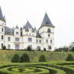 Tiszadobi Andrássy-kastély felújítás