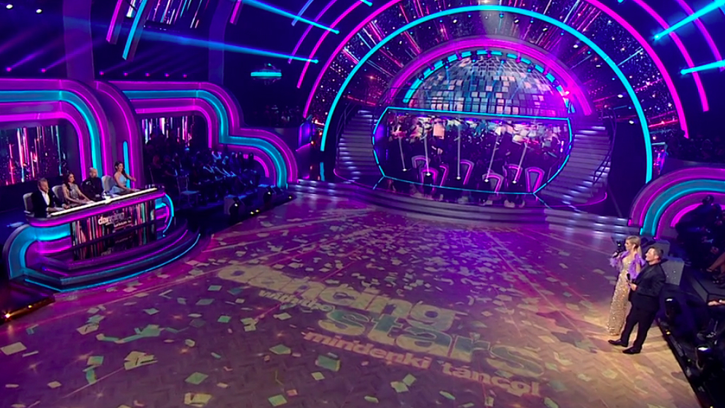 Dancing with the Stars stúdió