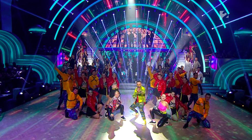 Majka is fellépett a Dancing with Stars első adásában