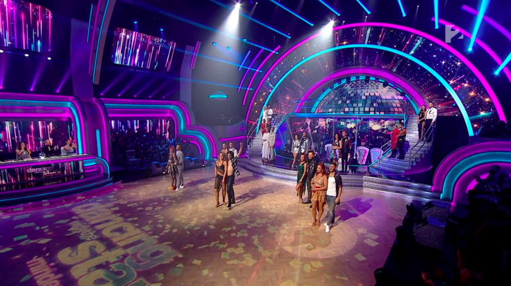 A Dancing with the Stars versenyzői