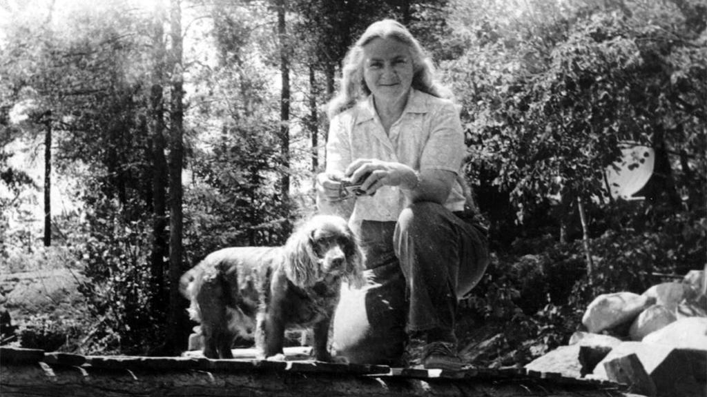 Dorothy Molter 50 éven át élt az amerikai vadonban