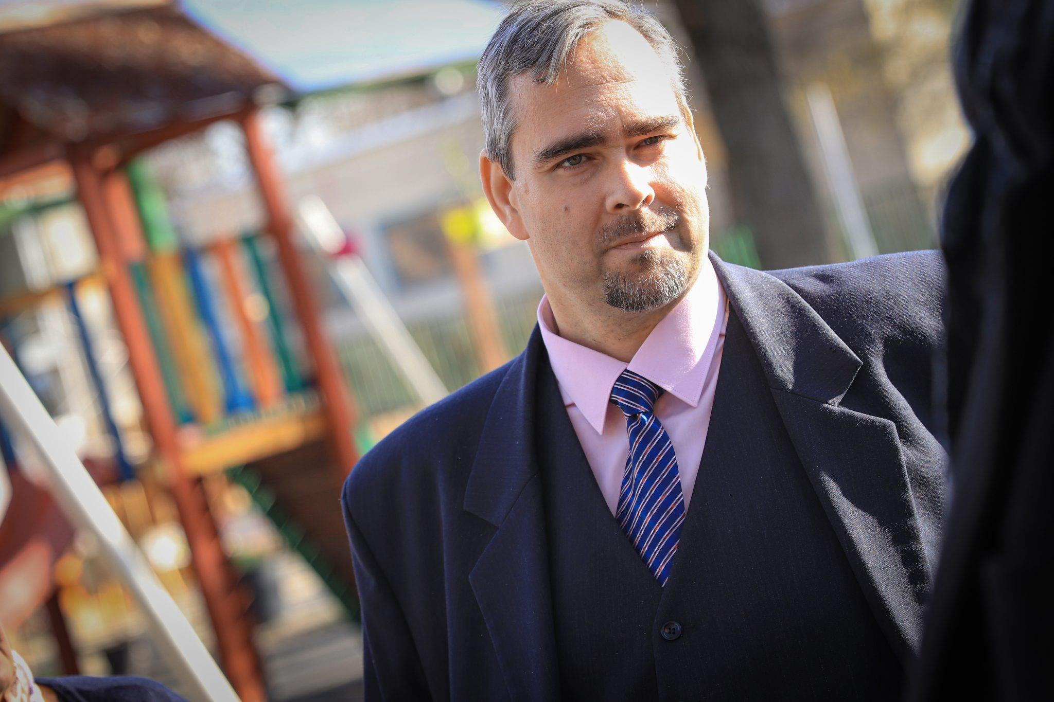 Dr. Kiss László, Óbuda-Békásmegyer polgármestere