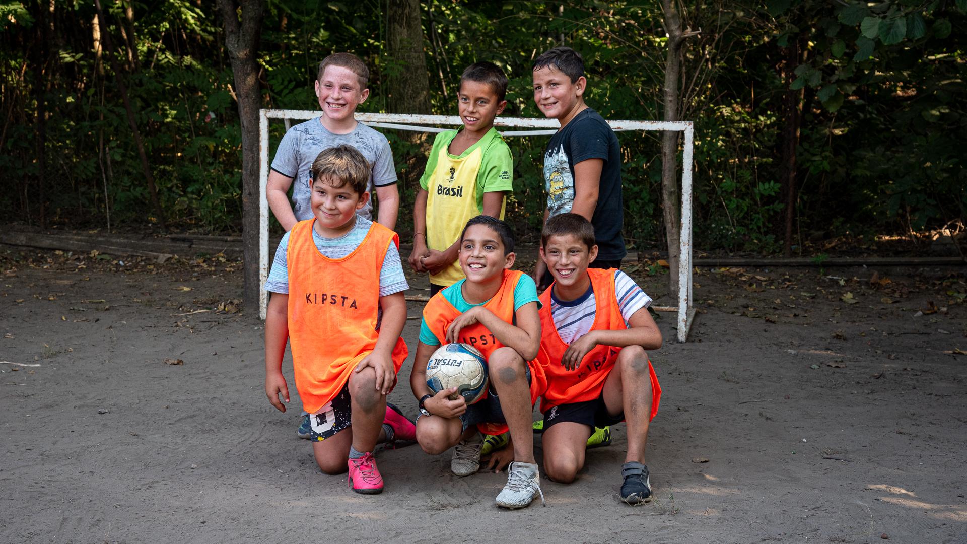 Focival motiválják a roma gyerekeket Monoron