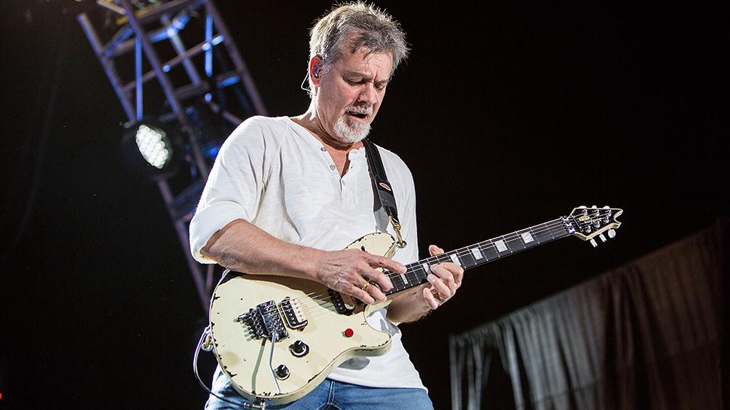 65 éves korában meghalt Eddie Van Halen