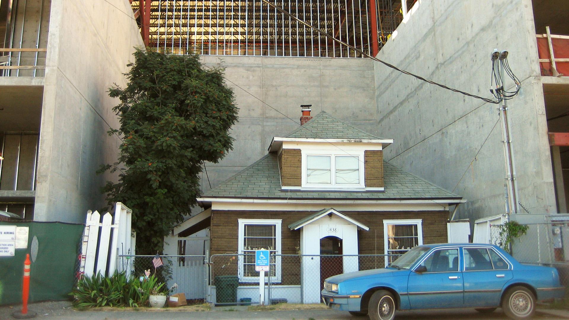 7 makacs tulajdonos, aki ragaszkodott a házához