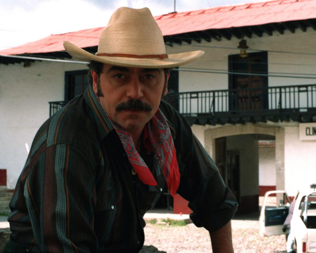Juan Carlos Serrán az Esmeralda sorozatból