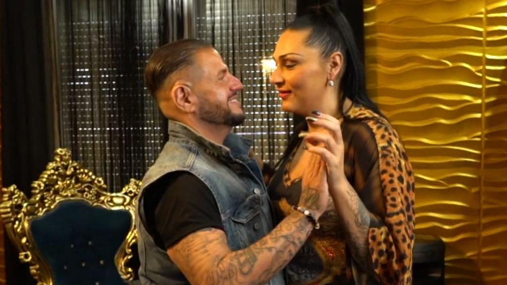 Emilio Tinával táncolt a Drága családom forgatásán