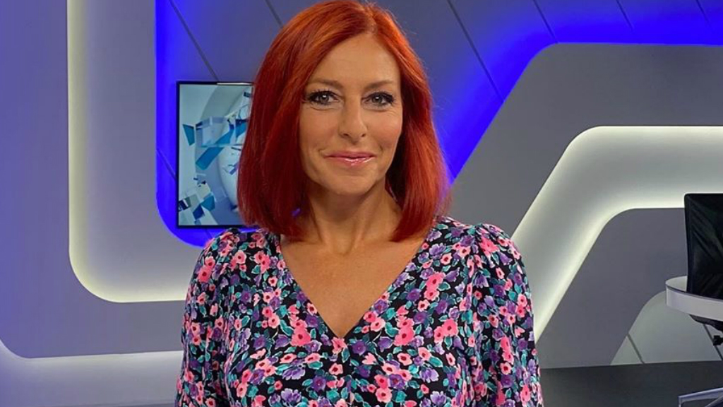 Erős Antónia 50 éves