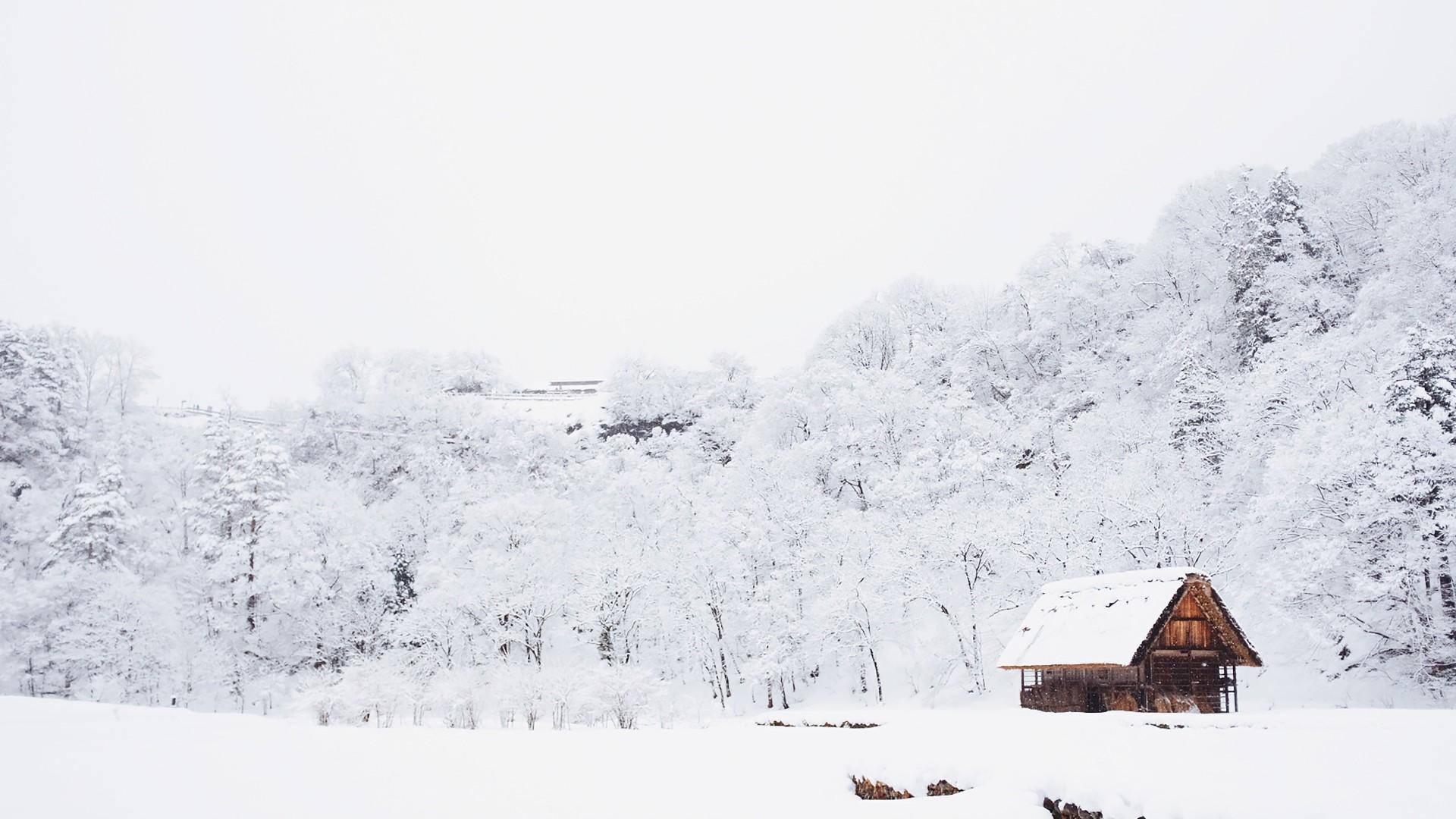 Egy nap alatt tél lett Ausztriában.
