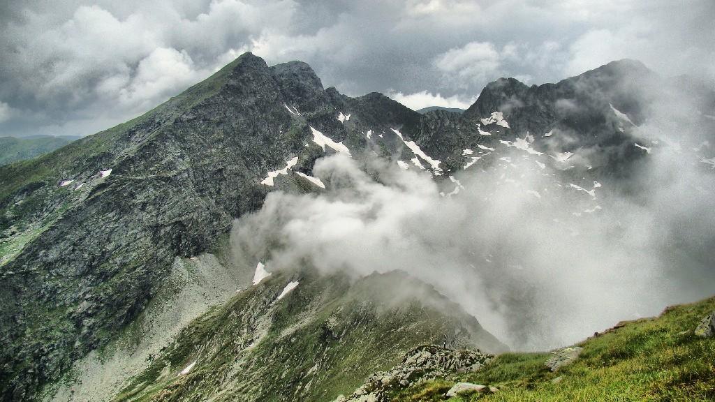 Erdélyi hegyek között, hol a tenger hupikék... (fotó: Pixabay)
