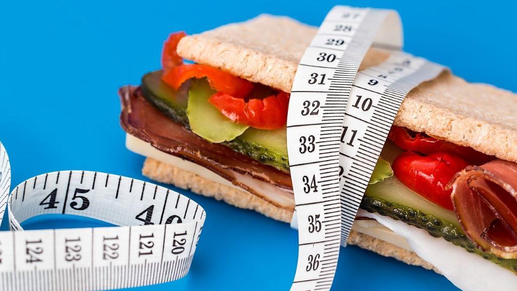 Fogyókúrás szendvics