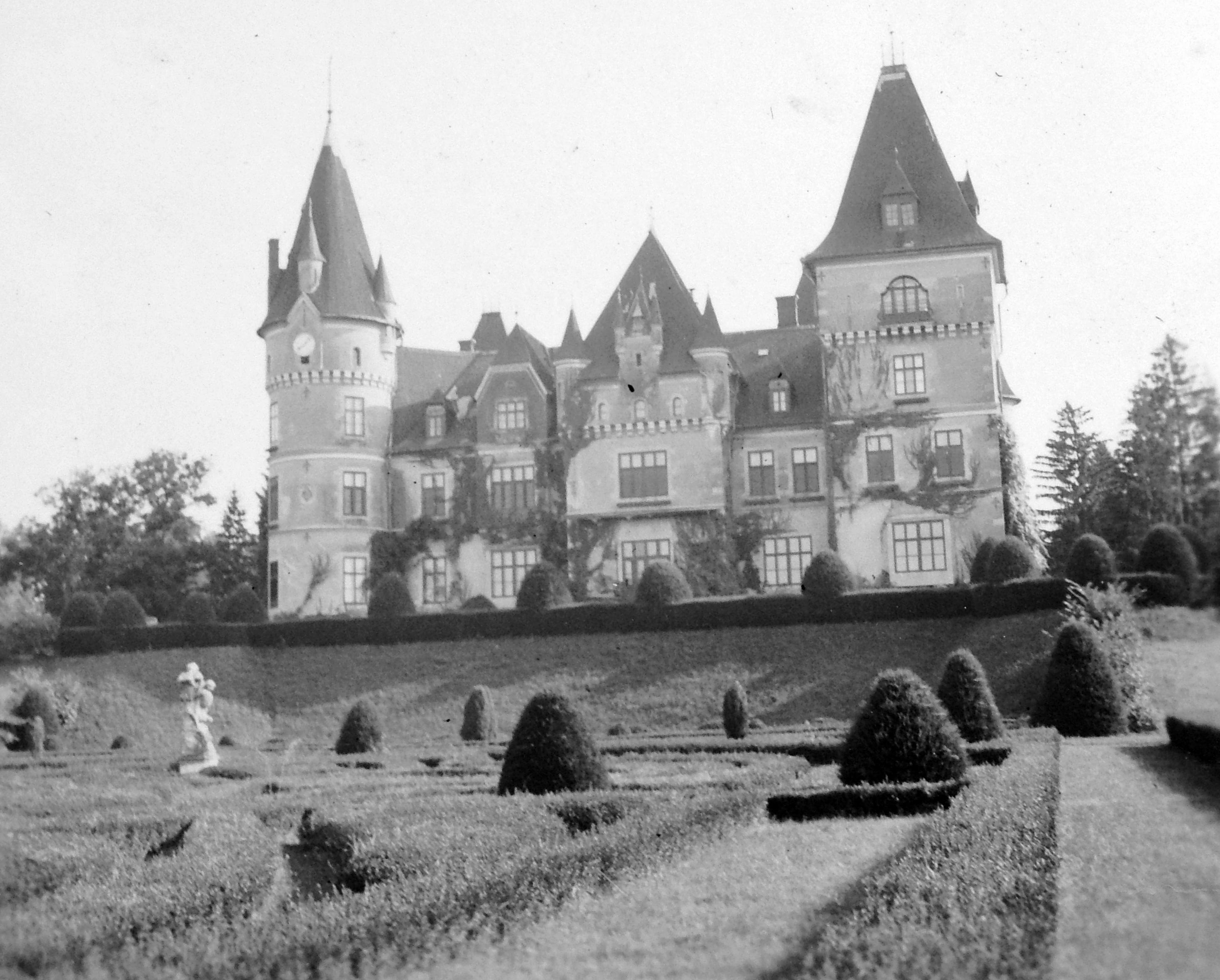 Tiszadobi Andrássy-kastély
