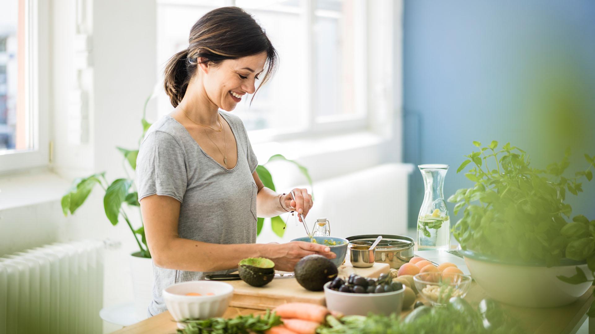 A helyes étrendtől javul a depresszió