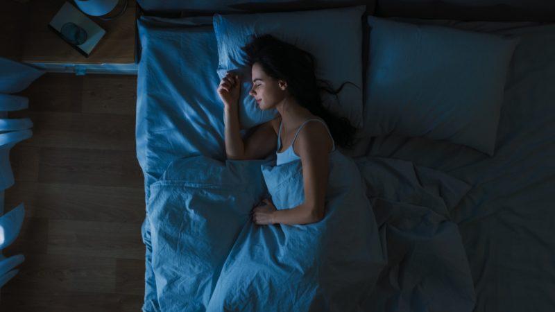 Percek alatt álomba merülhetsz