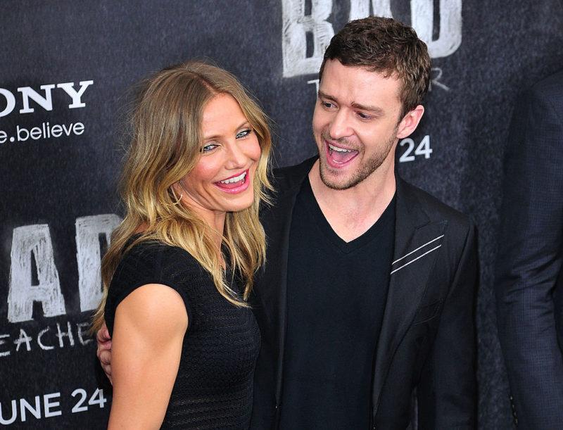 Cameron Diaz és Justin Timberlake