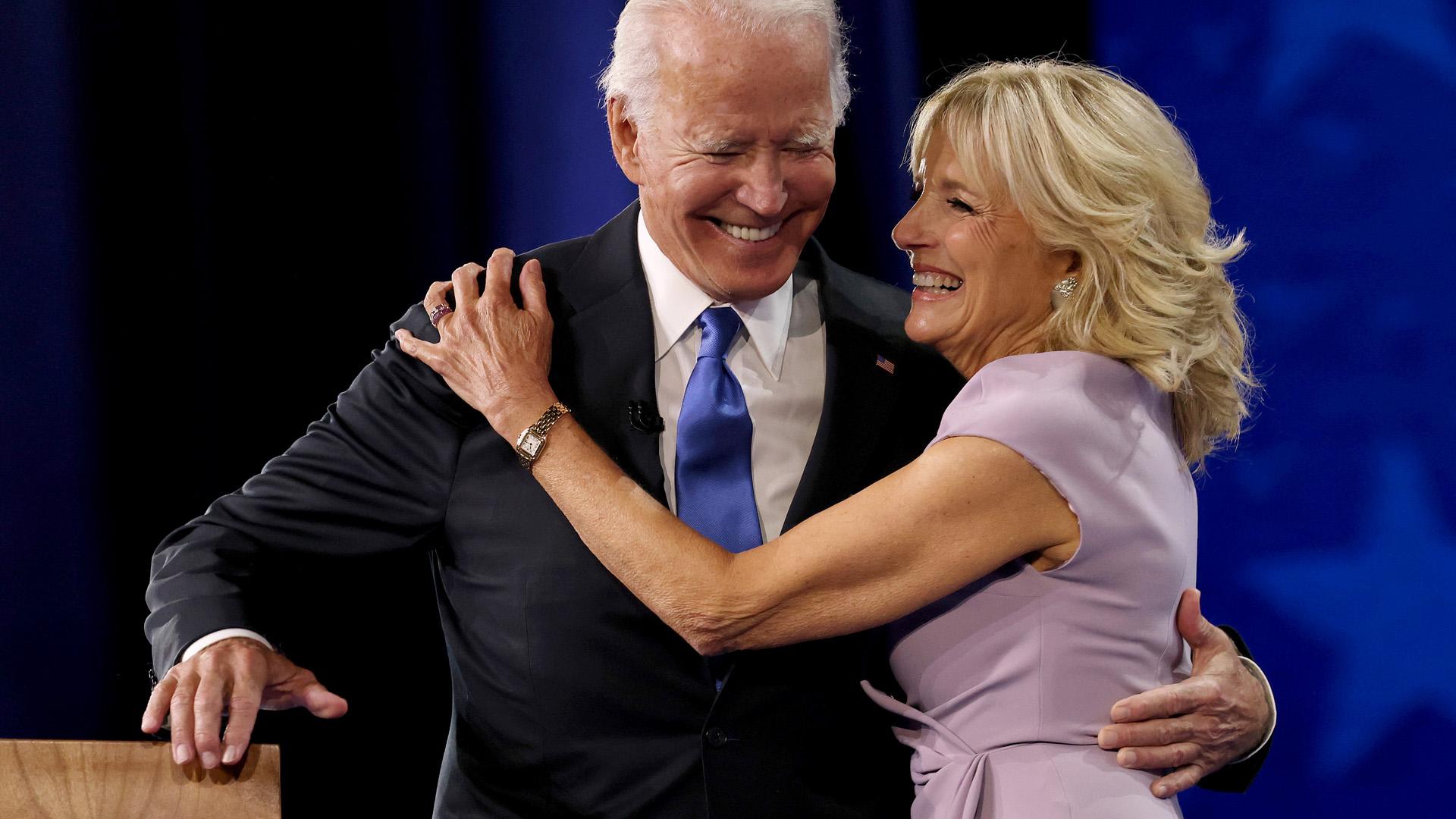 Jill Biden lehetne az amerikai Brigitte Macron