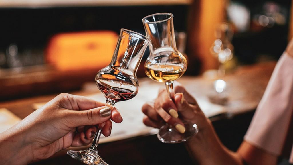 A pálinkához passzoló poharak kihozzák az alkohol aromáját