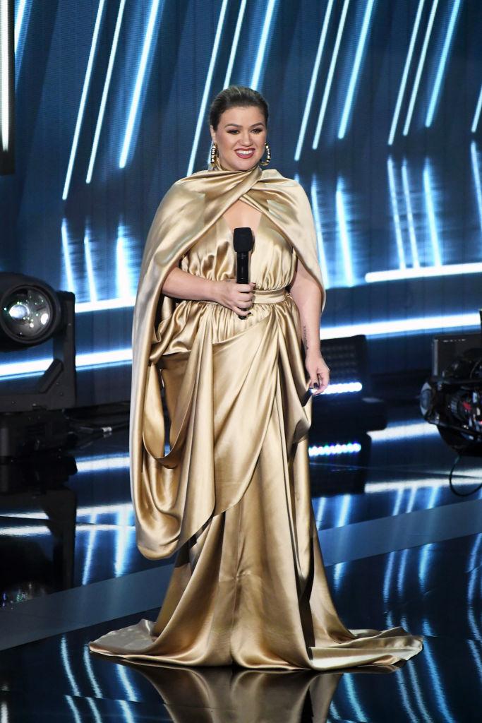 Kelly Clarkson aranyban