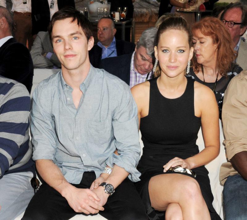 Jennifer Lawrence és Nicholas Hoult